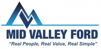 Mid Valley Ford Logo